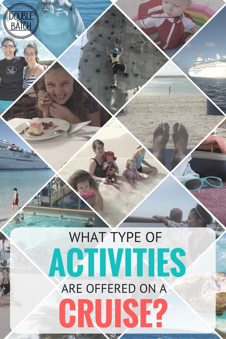 Majesty of the Seas Activities