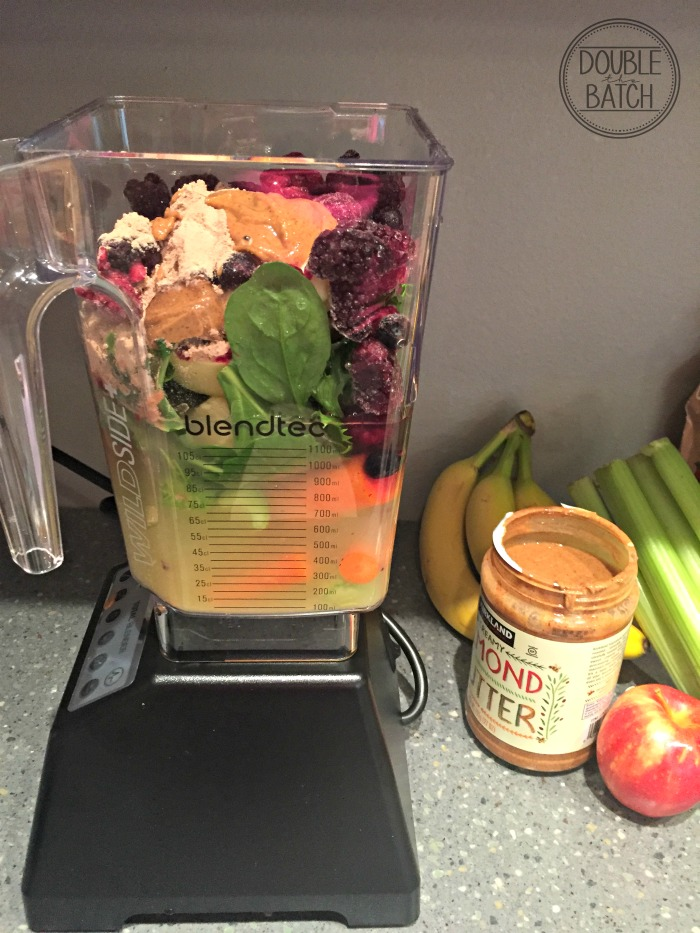 What I put in my healthy morning smoothies