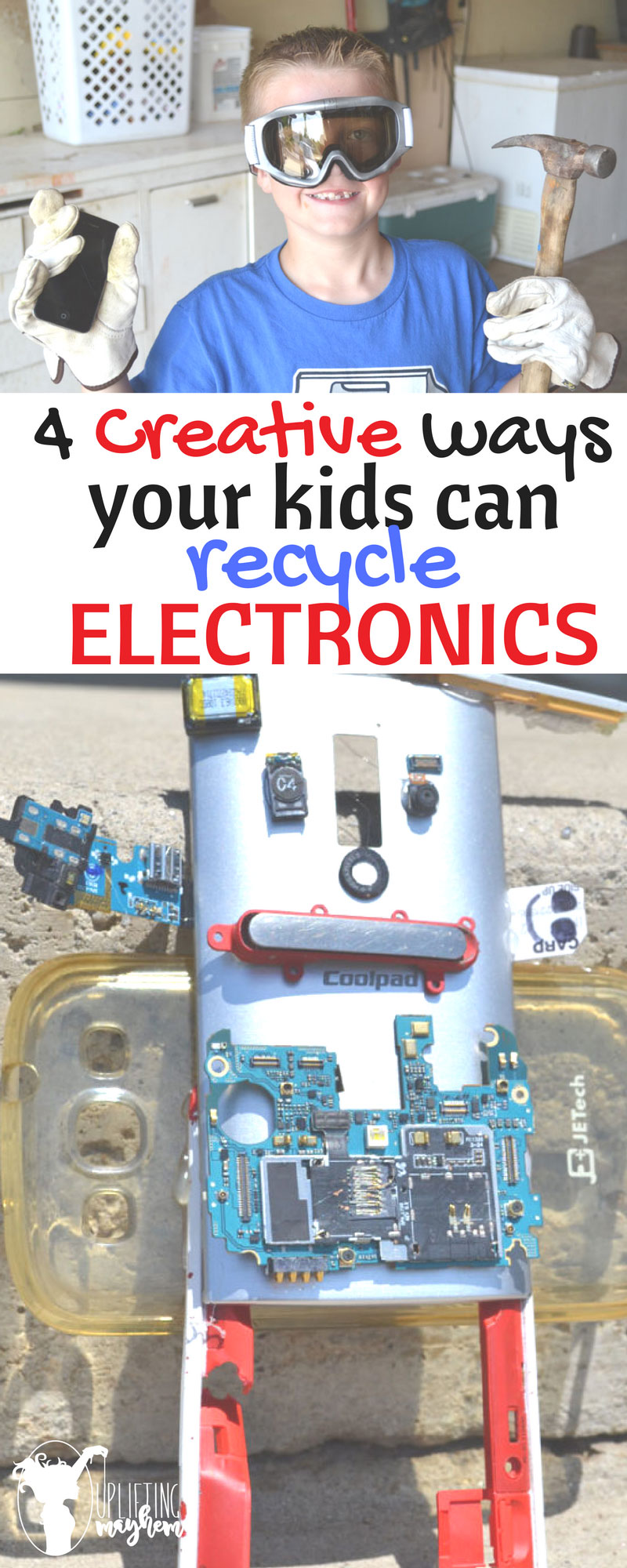Creative Ways to Recycle Electronics