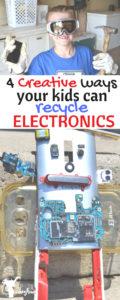 Creative Ways to Recycle Electronics