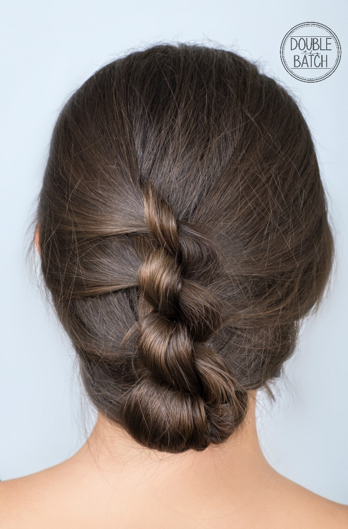 Simple Hairstyle Tutorial for school