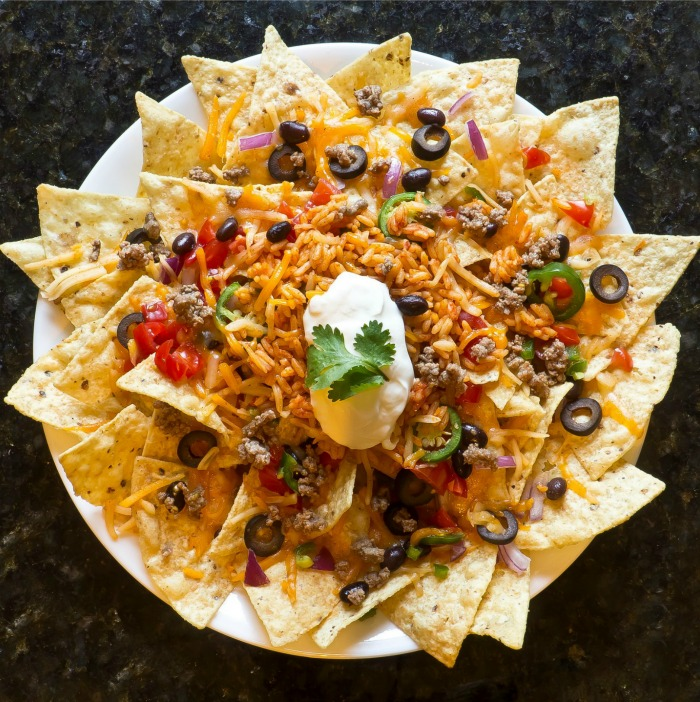 nachos and other easy 30 min meals