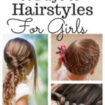Hairstyle Tutorials For Little Girls