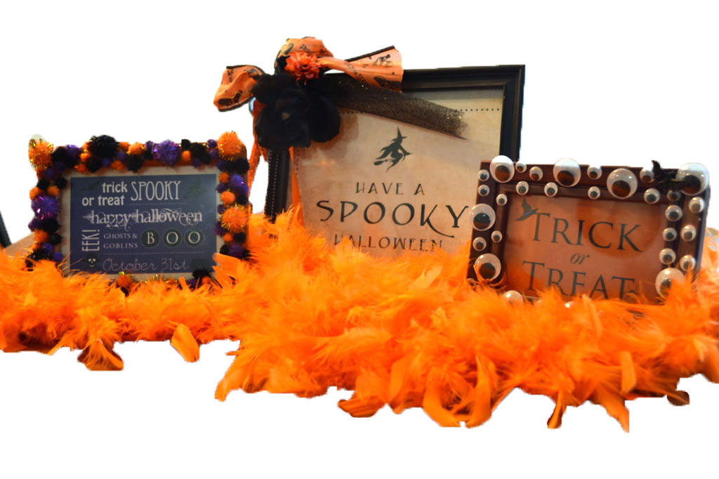 5 Freaky, frameable Halloween Printables