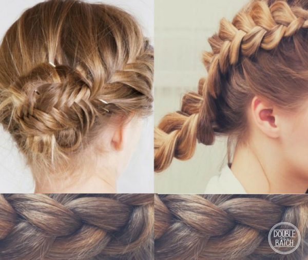 Easy Braid Tutorials for ALL HAIR TYPES - Uplifting Mayhem