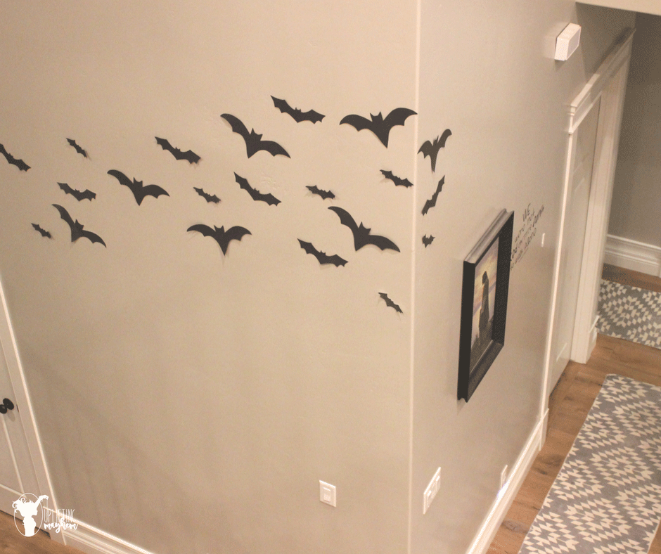 Halloween Decoration Bats