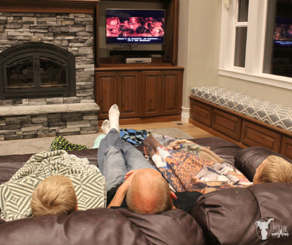 3 Essentials for Family Movie Night