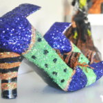 DIY Witch Shoes That Are Wickedly Cute For Halloween