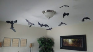 Halloween Bat Decorations