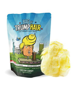 trump cotton candy