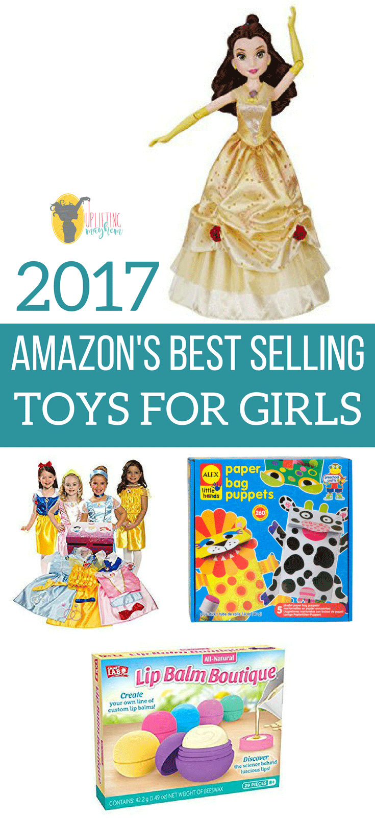 Amazon's Best Selling Toys for Girls