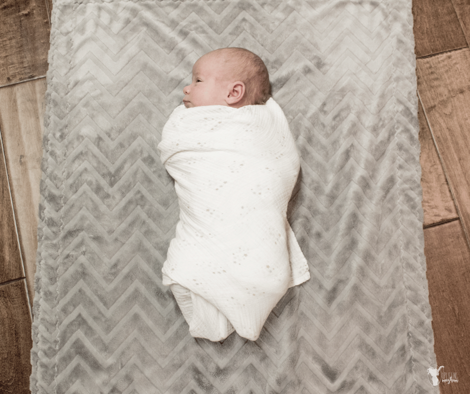 How and Why to swaddle your baby