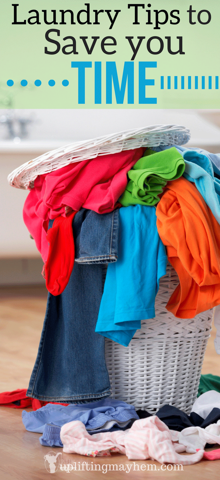 10 time saving tips to keep on top of your laundry. Home care tips, cleaning tips are great to have so your laundry doesn't overtake your life!
