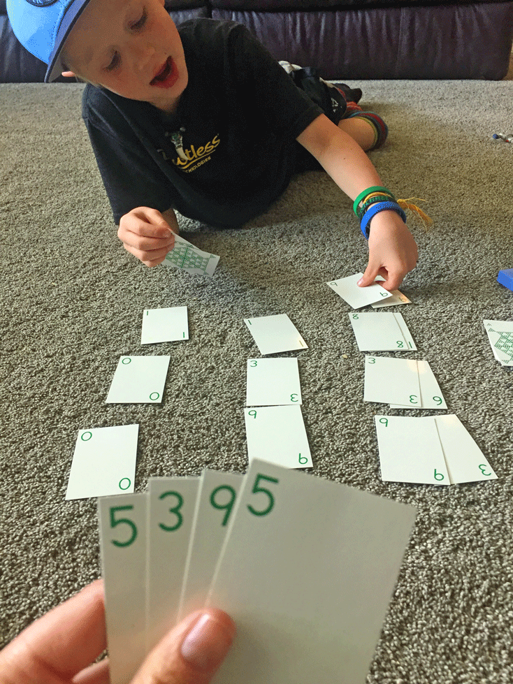 Cool math your active kid will LOVE