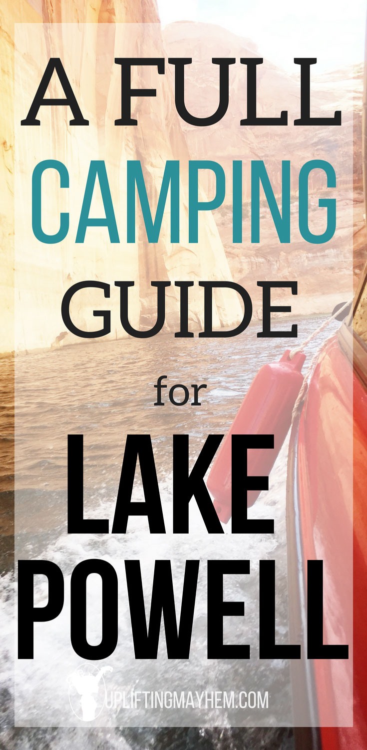 Ultimate Guide full of packing lists and tricks to keep your kids healthy and happy while camping!