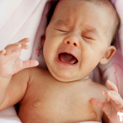 Do you have a colicky baby! Here are great tips for colicky babies from moms who have experienced it! Learn how to help calm your colicky baby