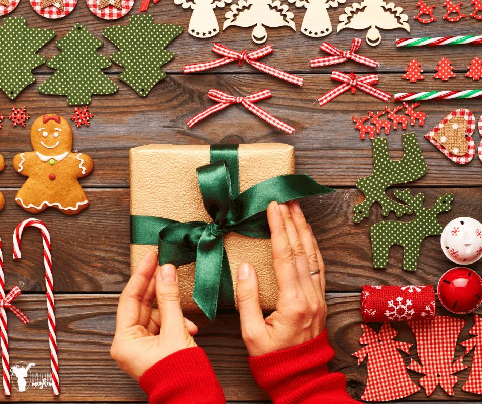 Fun and practical neighbor Christmas gift ideas.