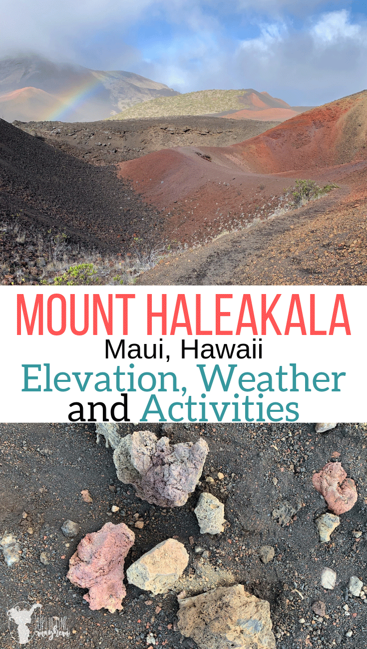 The beautiful Mount Haleakala and all of its glory! Discover the elevation, the weather, various degrees of hikes available and other activities you do not want to miss during your visit to Maui Hawaii