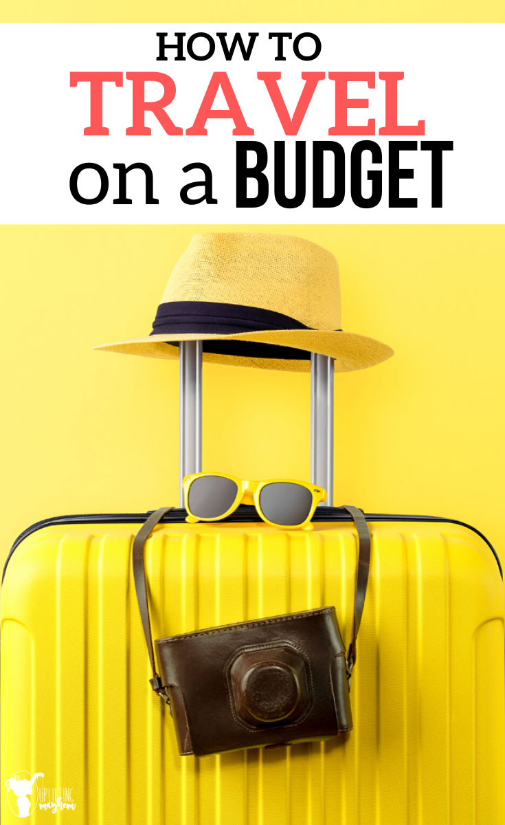 Here are practical tips for traveling on a budget! Simple ideas to save you dollars while you travel with your family!