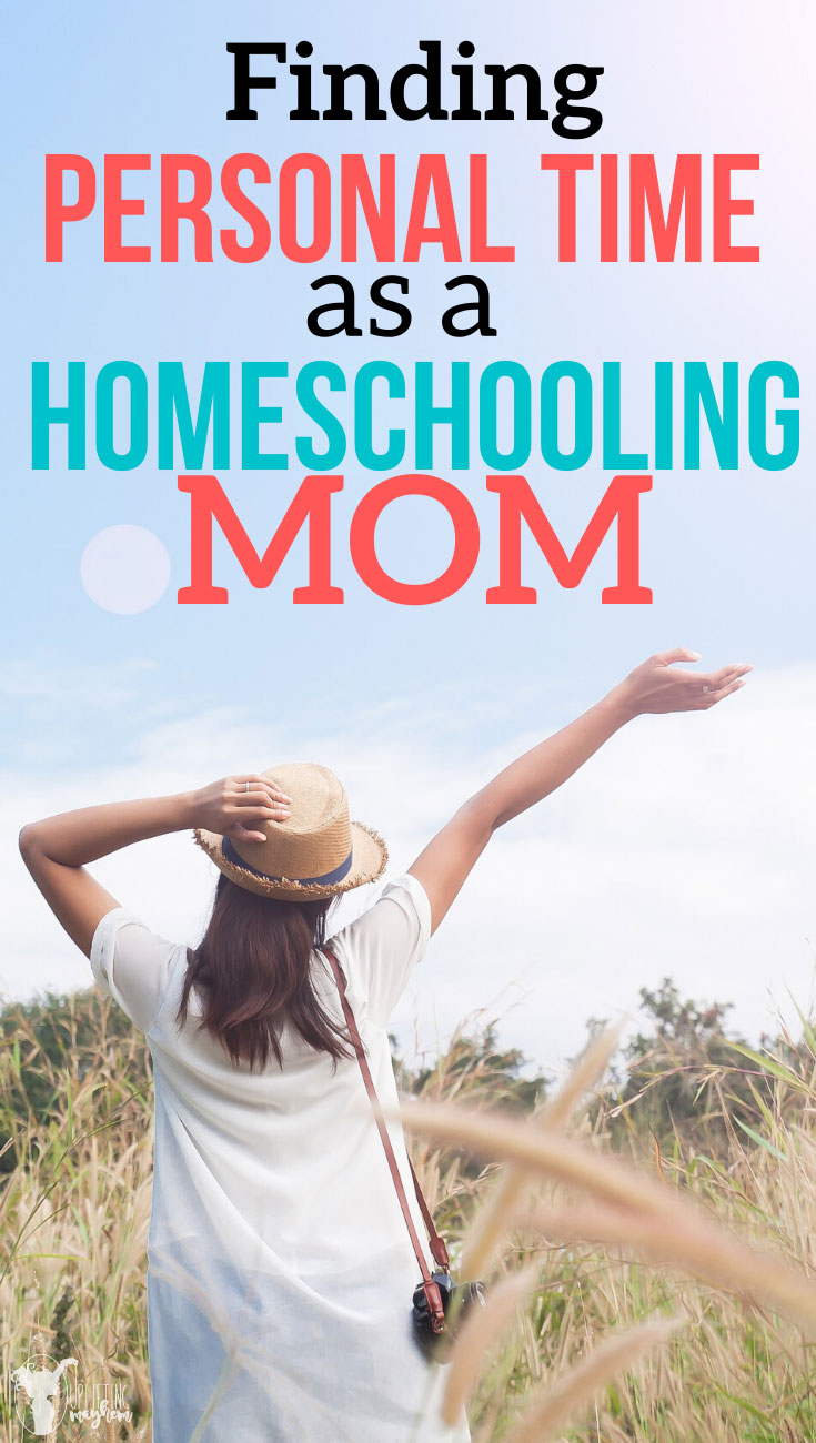 Is it even possible to find personal time as a homeschooling mom? I am here to tell you yes! Be intentional and use your time wisely and it can happen! Here are great ways to find personal time as a homeschooling mom.