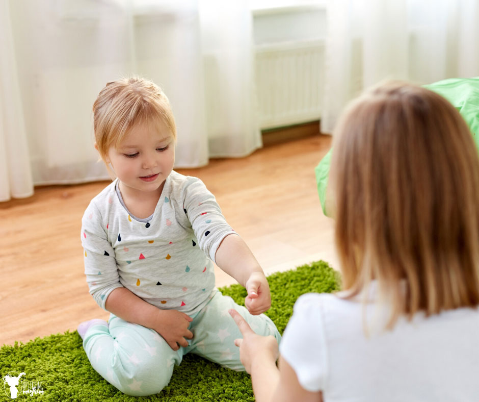 Here is a list of chores for toddlers to create confidence, and help with mobility skills in a toddler. Learn some benefits of providing chores for your toddler too!!