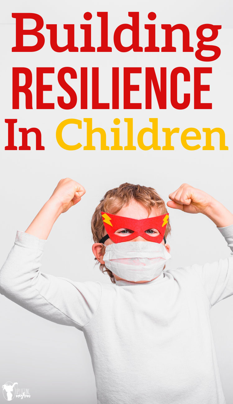 Building resilience is a learned trait that will prove to be beneficial time and time again. How many times will you get up again when you fall?? Doing hard things builds resilience! Great information to help build resilience in your kids.