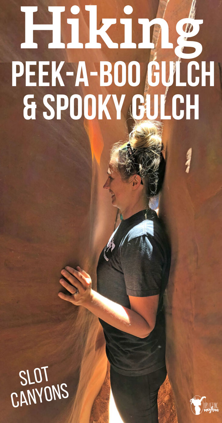 Hiking Peek-a-boo Gulch and Spooky Gulch was AMAZING! Here is everything you need to know to prepare and make your hike enjoyable for everyone!