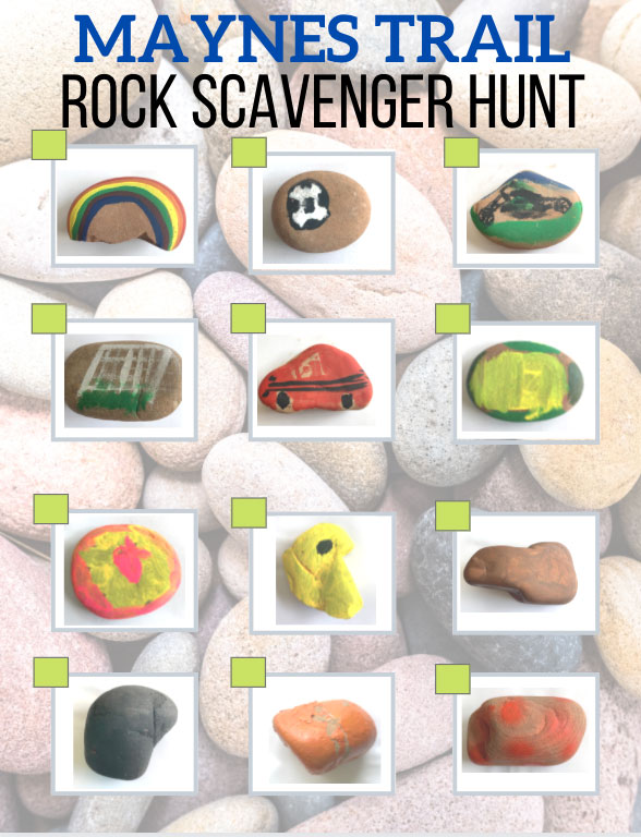 Create an epic rock scavenger hunt in your own backyard or along a favorite trail. Your kids will have so much fun creating this for others. Check it out!