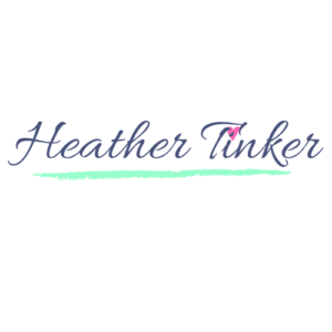 Author's signature, Heather Tinker