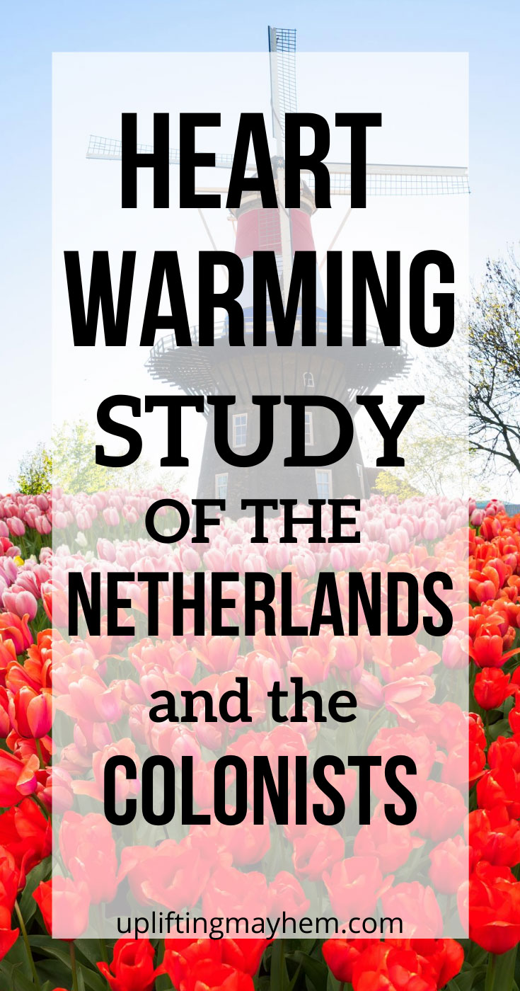 This heart warming study of the Netherlands and the Colonists provides a perfect introduction to your younger kids. Explore books, art and music.