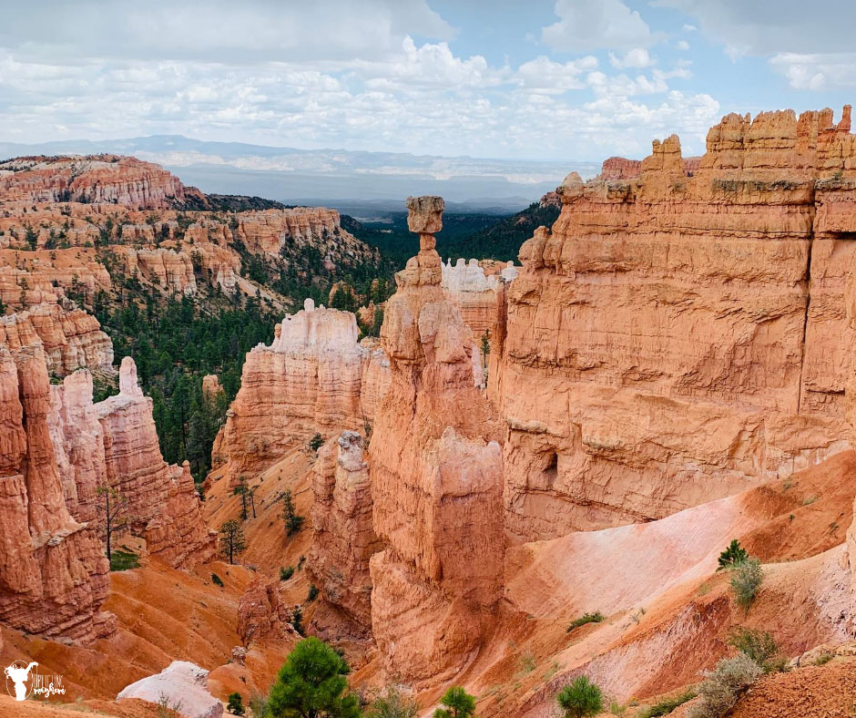Everything you need to know about camping and hiking in Bryce Canyon National Park! Perfect family vacation with breathtaking views!!