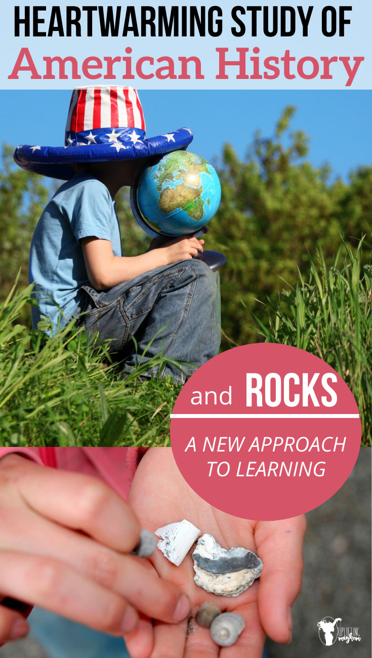 A fantastic and new approach to a heartwarming study of American History and Rocks for young kids! Learn the Well Educated Heart philosophy to teach the hearts of your children.