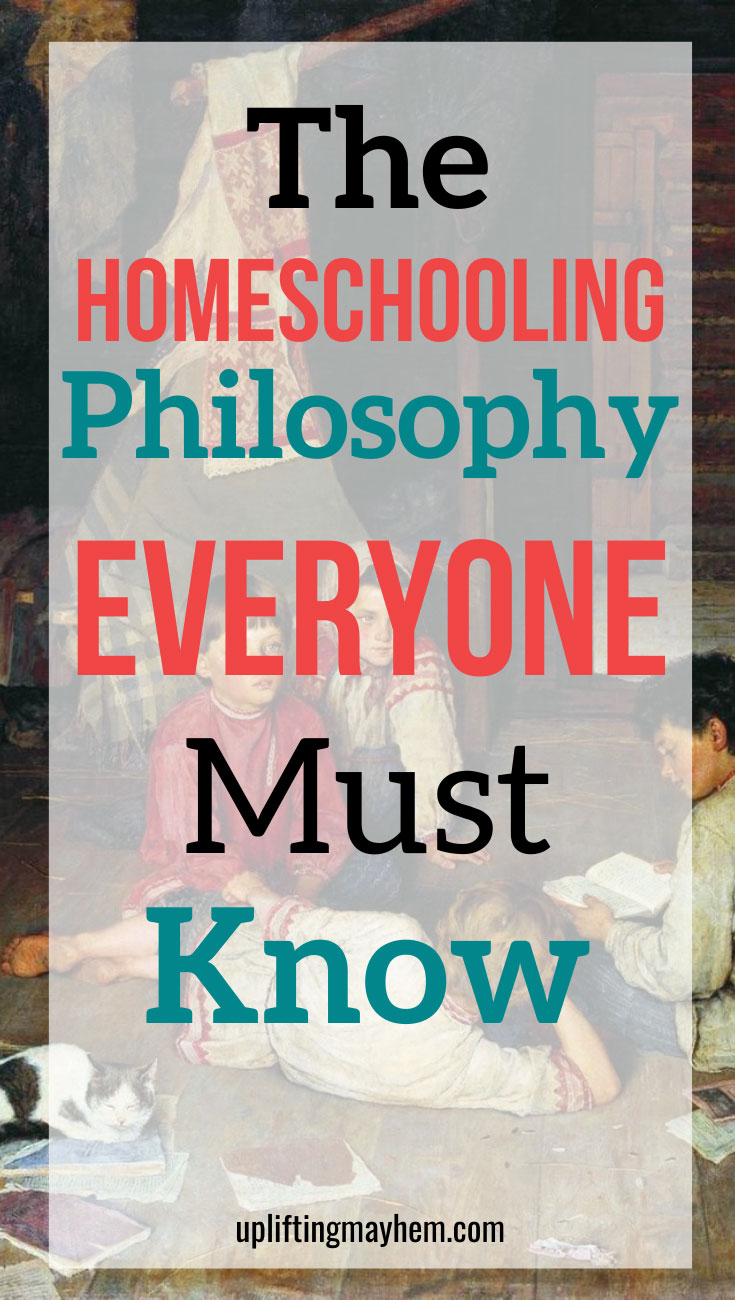 A homeschool philosophy that has transformed our homeschool and our home. Our learning has increased and has become more meaningful! Come find out what a Well Educated Heart means!
