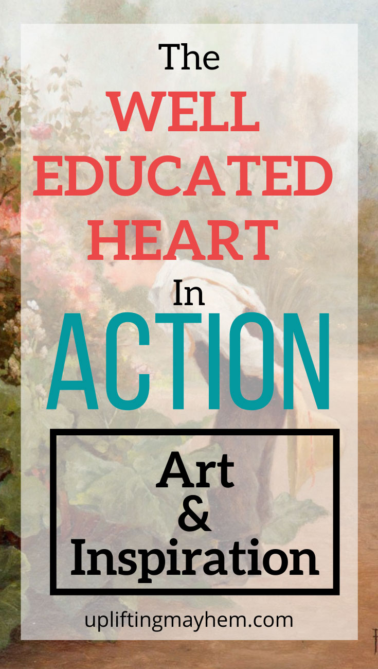 Discover the Well Educated Heart in action and learn how to implement these amazing principles in your own home. Come and be inspired!